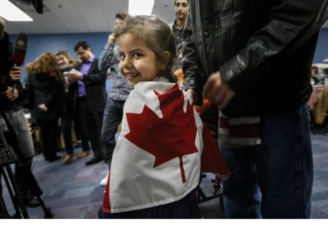 Canada Egyptian Refugees